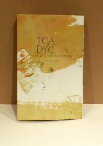 2015-04-01 tea dye flag book closed
