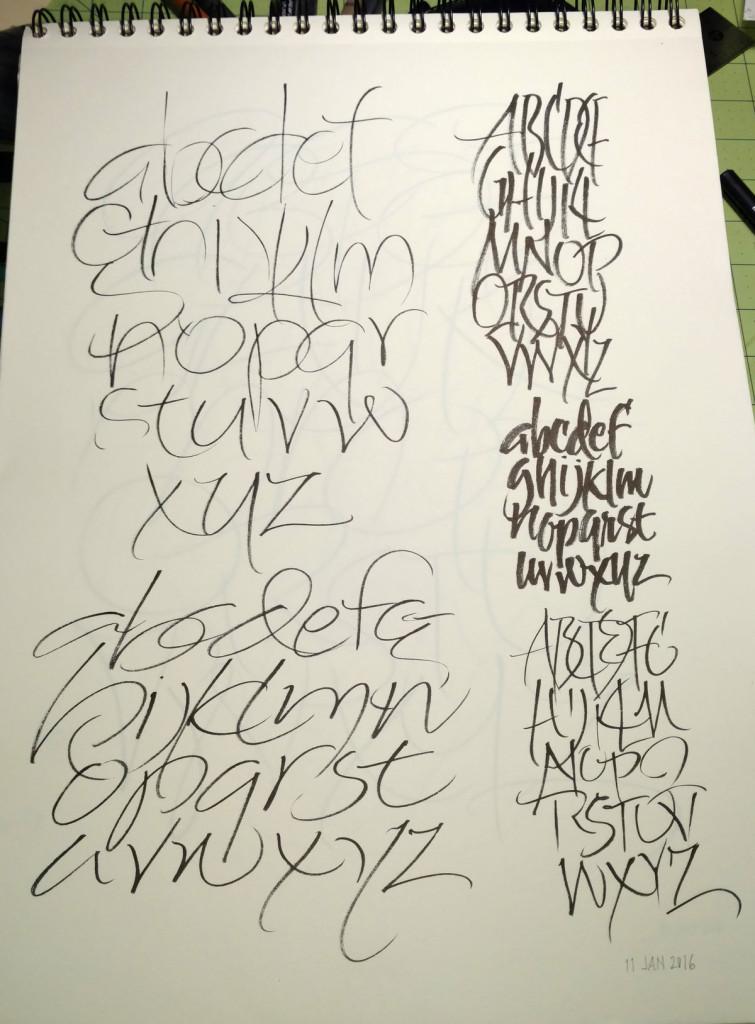 Daily alphabet(s) for January 11