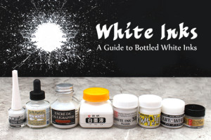2016-01-20 white inks at JetPens