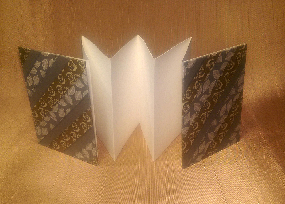 2015-01-21 washi tape accordion book